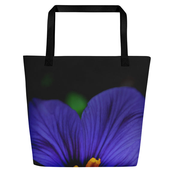 Beach Bag - Italian Style - Saffron Flower - I Love Giveaways