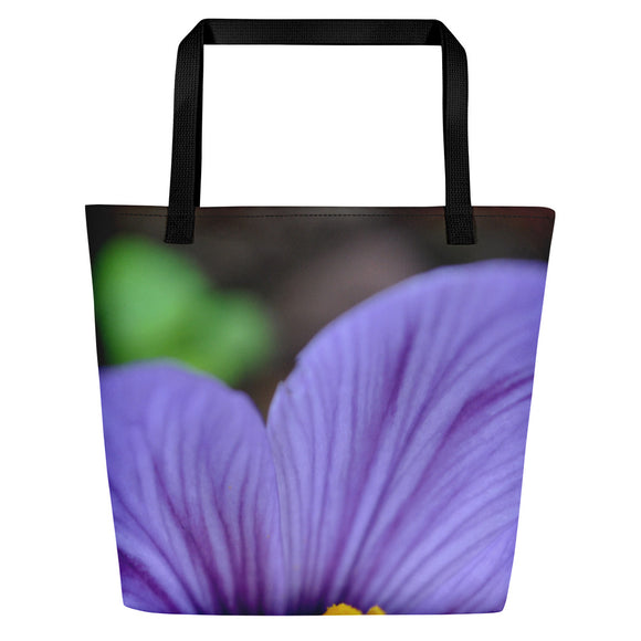 Beach Bag - Italian Style - Saffron Flower 1 - I Love Giveaways