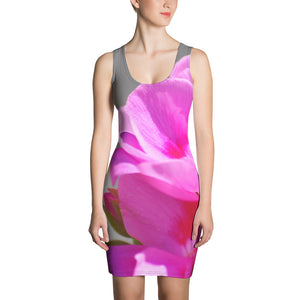 Dress - Italian Style - Geranium 2. Size: XS-S-M-L-XL - I Love Giveaways