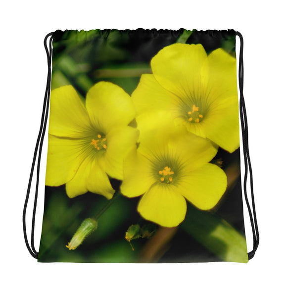 Drawstring Bag - Italian Style - Oxalis - I Love Giveaways