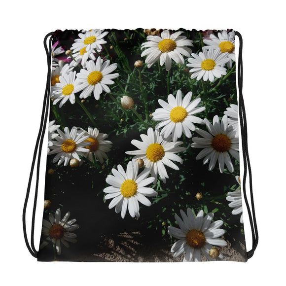 Drawstring bag - Italian Style - Daisy - I Love Giveaways