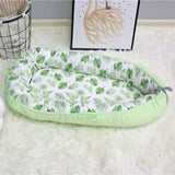 Baby Nest Bed Crib Portable Removable And Washable Crib Travel Bed For Children Infant Kids Cotton Cradle - I Love Giveaways