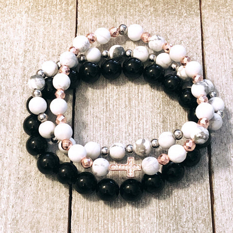 ADD on listing- Stacking bracelet - Add on to any purchase ONLY