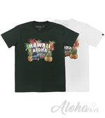 HAWAII VOLKS W/PINEAPPLE Graphic T-shirt