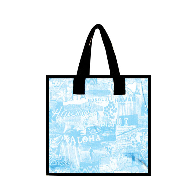 Large Cooler Bag - SURFER - BLUE