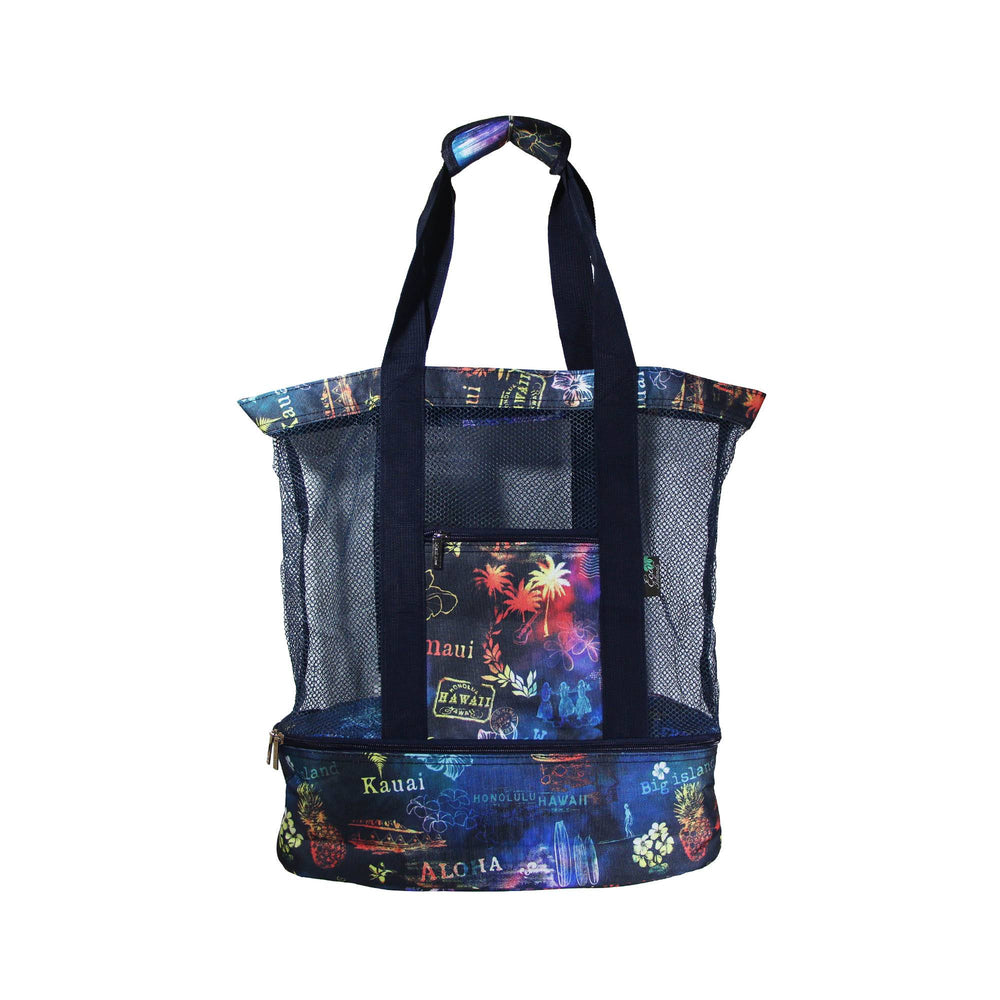 Outdoor Mesh Cooler Bag Series RAINBOW NIGHT - MULTI