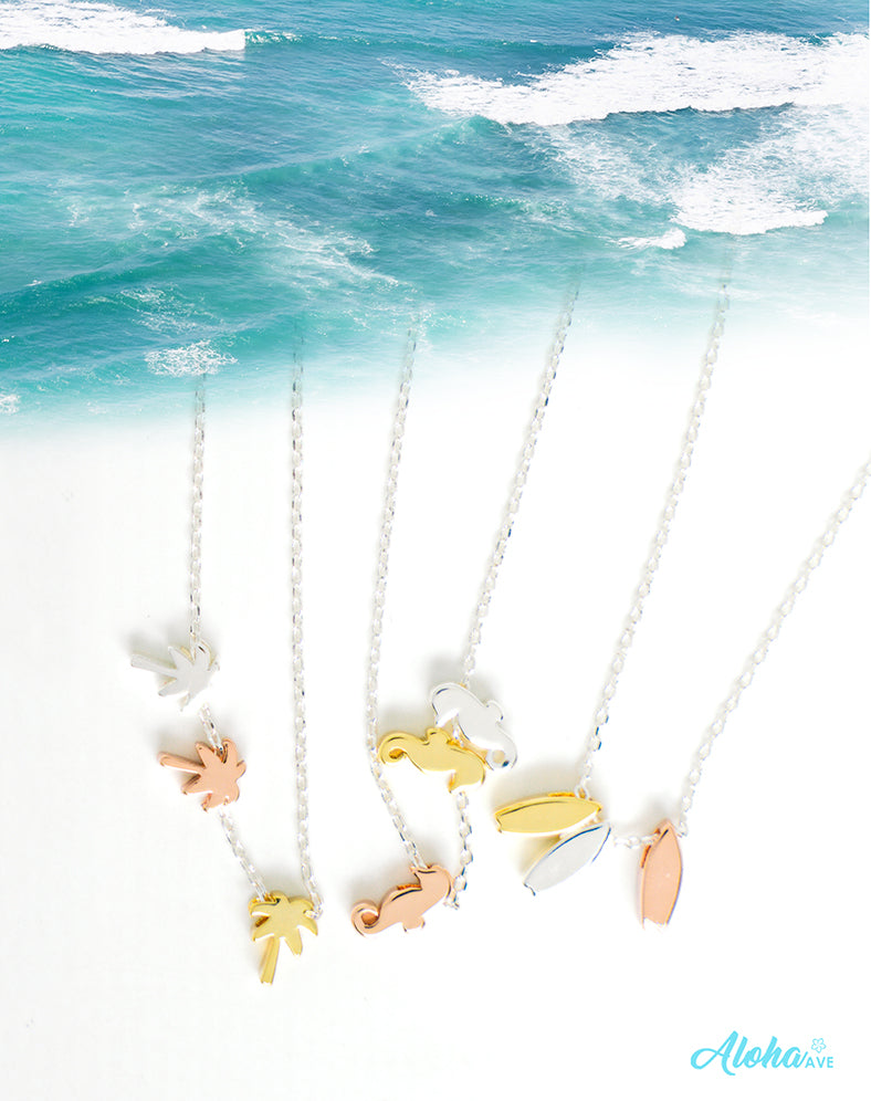 SEA ANIMAL NECKLACE