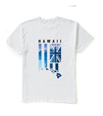 WAVE FLAG Graphic T-shirt