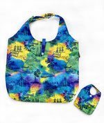Foldable Reusable Hawaii Shopping Bags POSTCARD