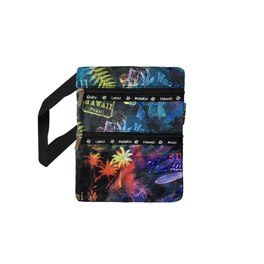 RAINBOW NIGHT Passport bag - MULTI