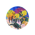 Magnet: HAWAII COASTER - UNDER THE SEA [6PCS Set]