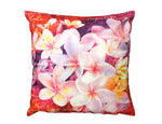 Pillow Cover: ALOHA HAWAII PLUMERIA
