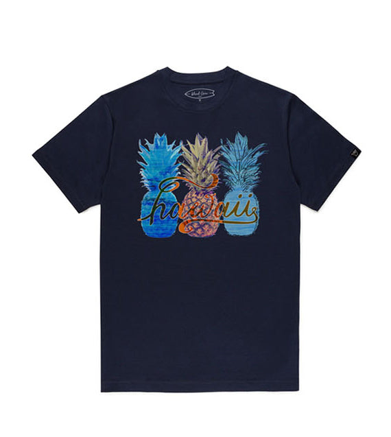 HAWAII PINEAPPLE Graphic T-shirt
