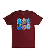 MAUI PINEAPPLE Graphic T-shirt