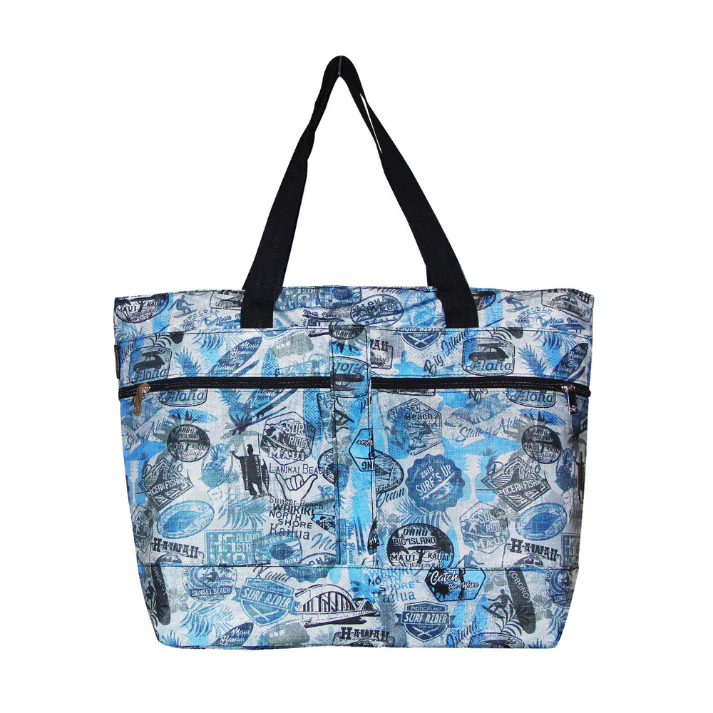 Beach Tote Bag SURF STATE