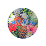 Magnet: HAWAII COASTER - PINEAPPLE [6PCS Set]