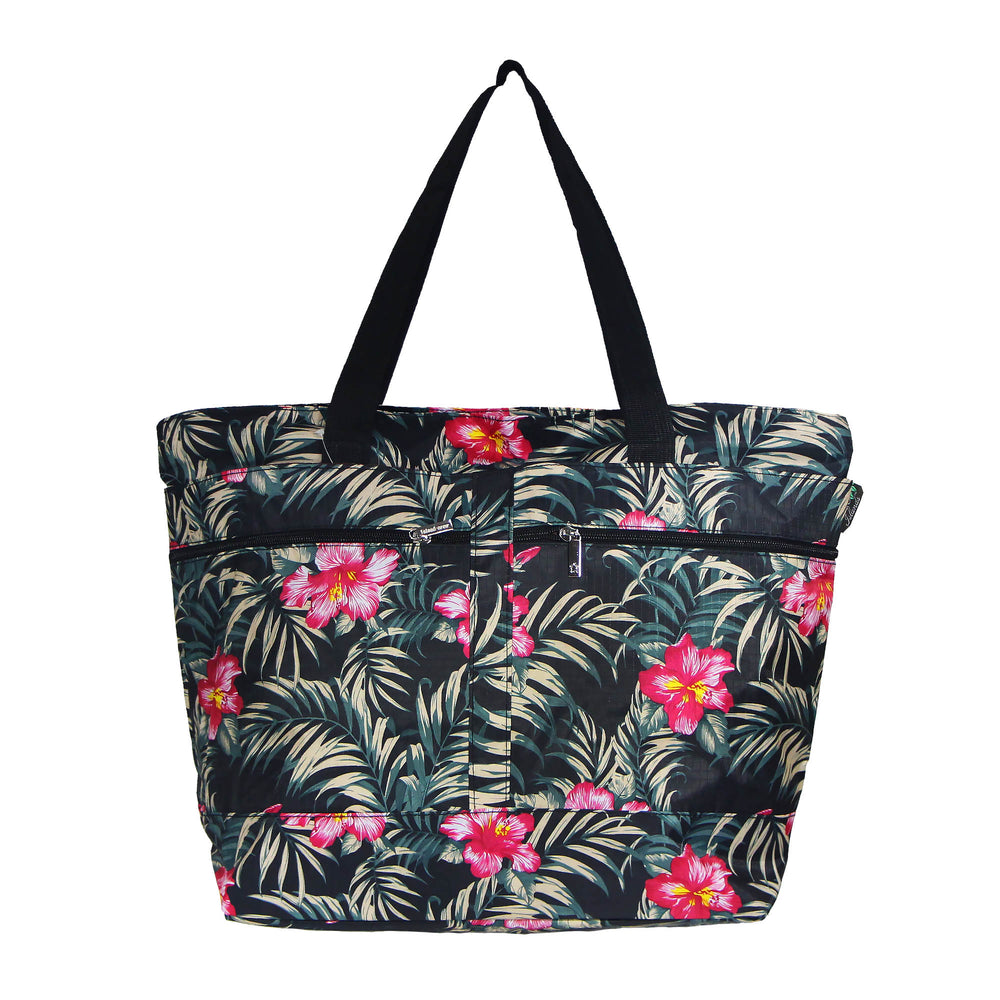 Beach Tote Bag HIBISCUS