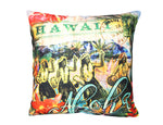 Pillow Cover: HULA DIAMOND-HEAD