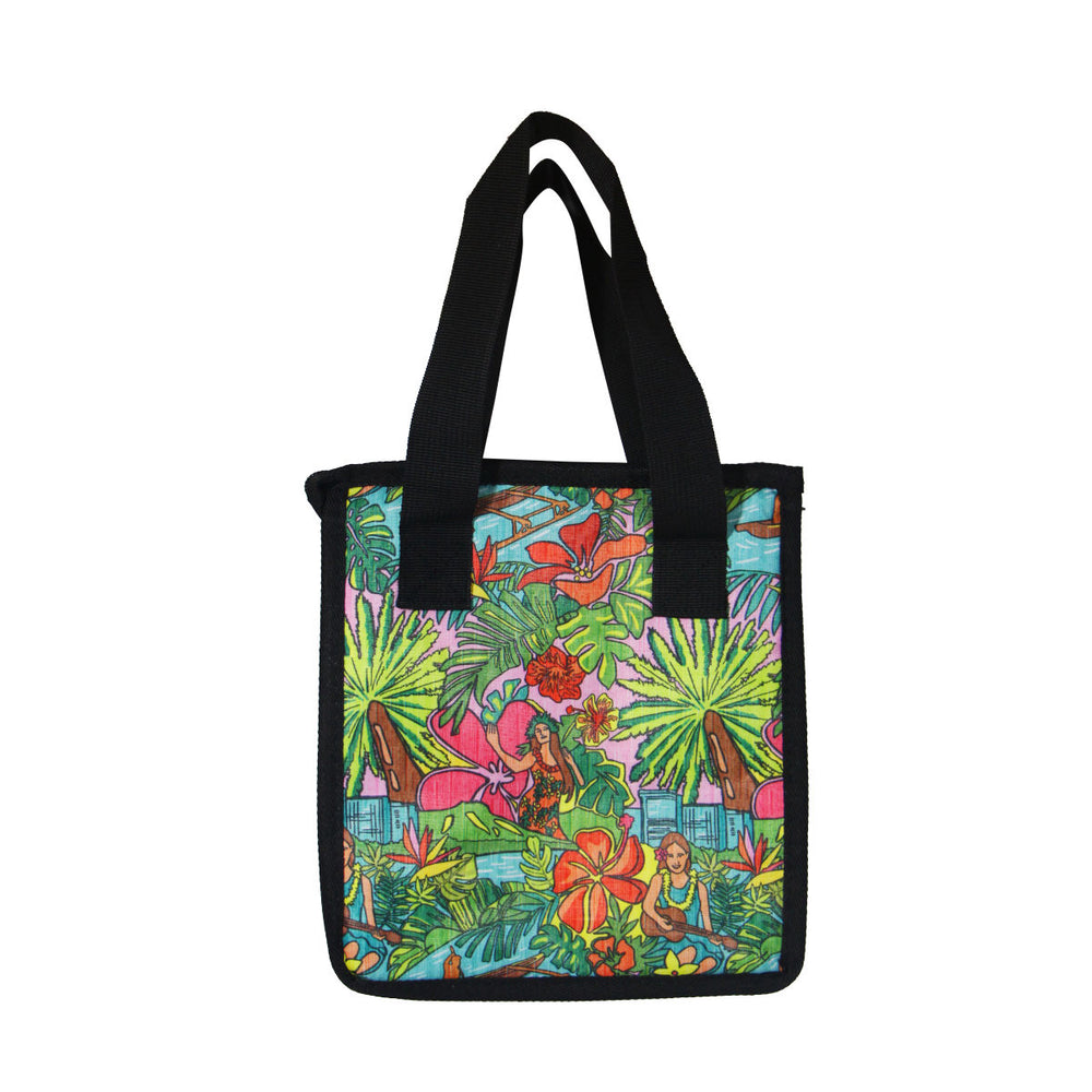 Small Cooler Bag - HULA PARADISE