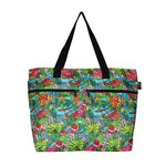Beach Tote Bag HULA PARADISE