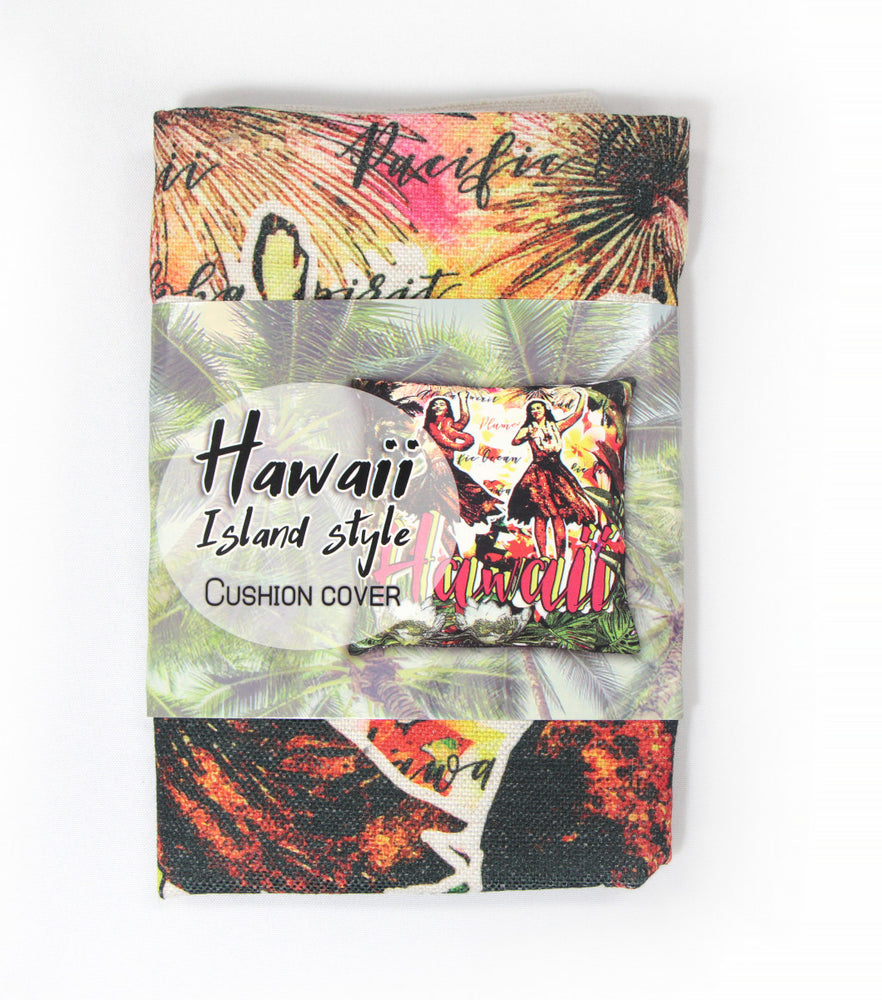 Pillow Cover: TROPICAL FOREST