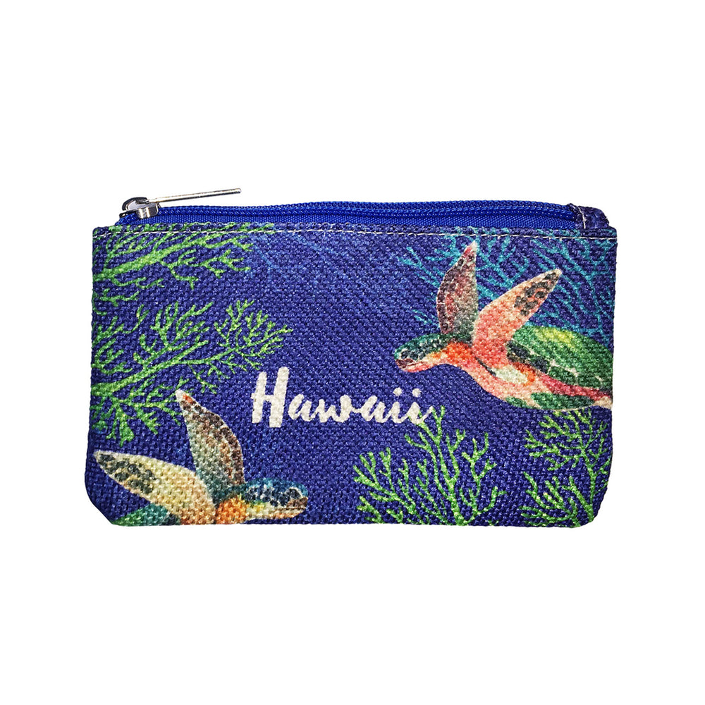 WOVEN POUCH - HONU
