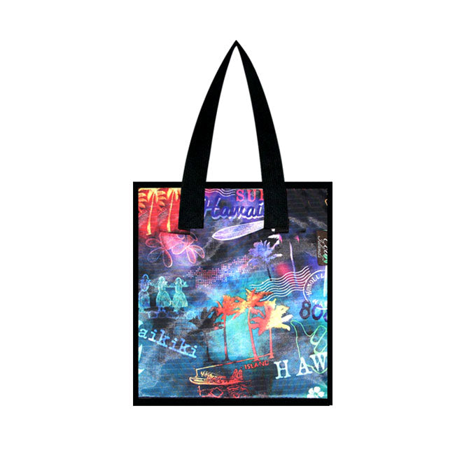 Small Cooler Bag - RAINBOW NIGHT - MULTI