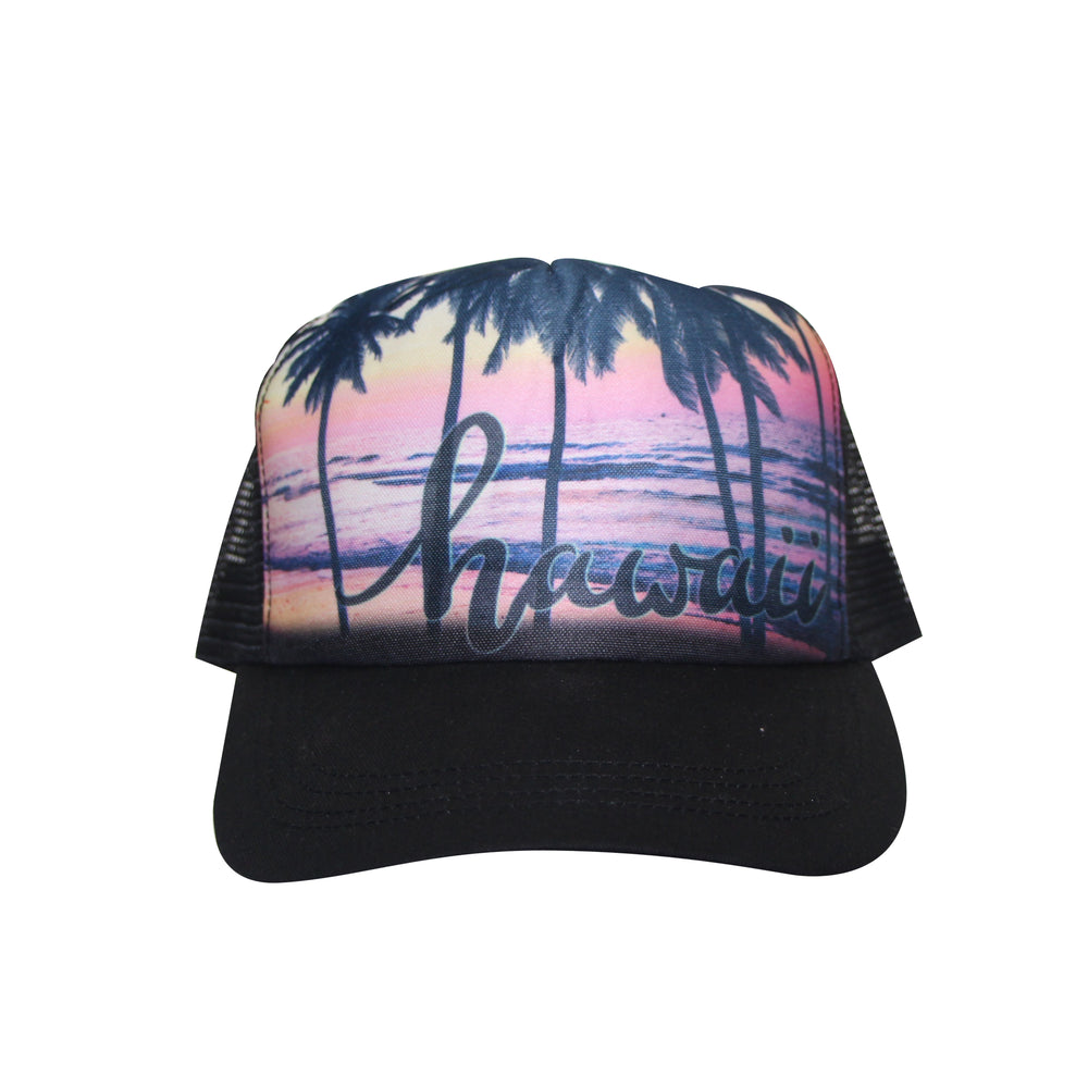 HAWAII CAP SERIES: SUNSET BEACH HAWAII