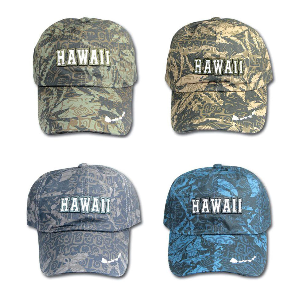 HAWAII CAP SERIES: MILITARY DESIGN