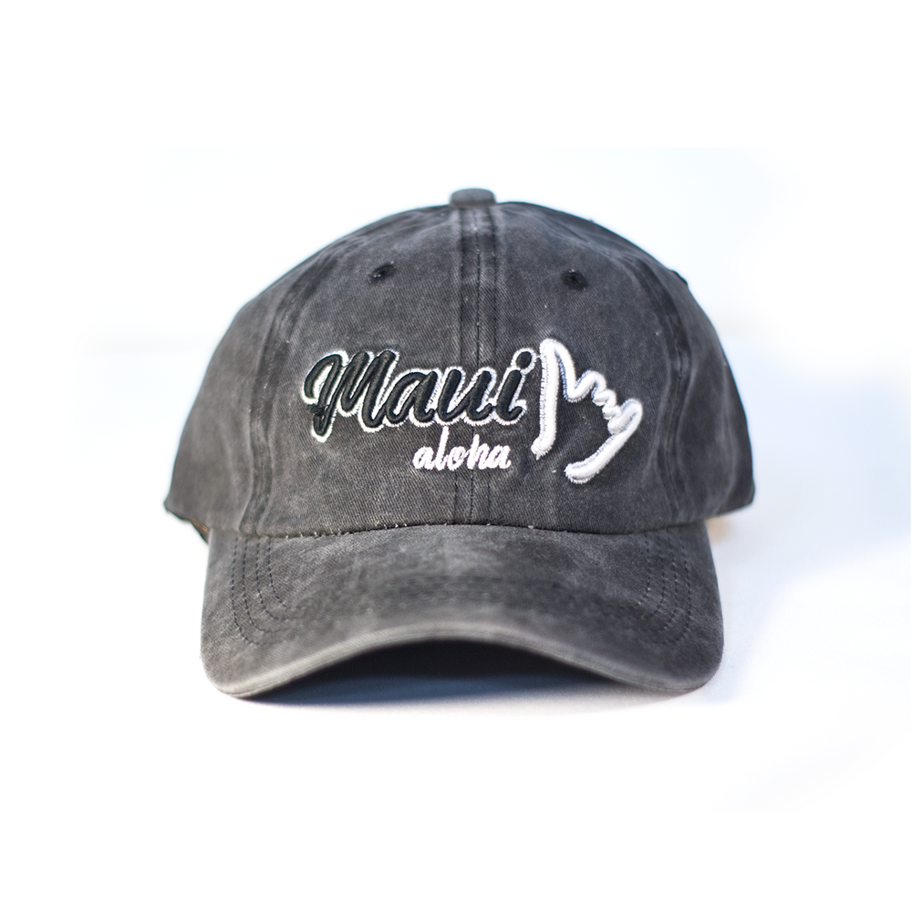 HAWAII CAP SERIES: SHAKA MAUI