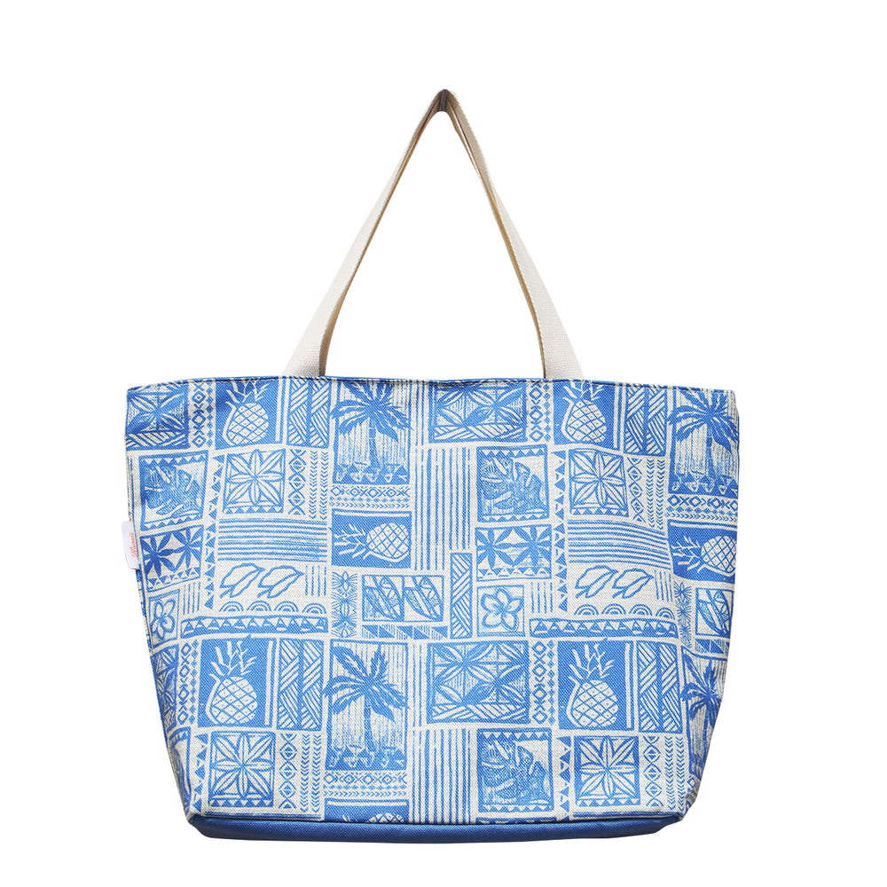 Woven Polyester TOTE BAG - VINTAGE TAPA