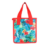 Small Insulated Cooler Bag - HIBISCUS