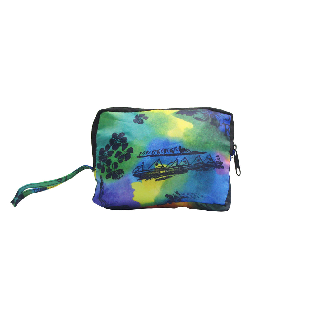 Lightweight Eco Bag: POST CARD - MULTI