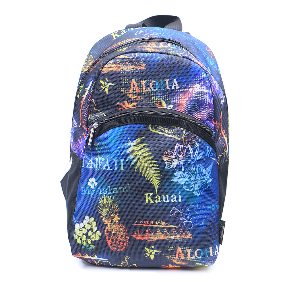 MINI BACKPACK SERIES - RAINBOW NIGHT - MULTI