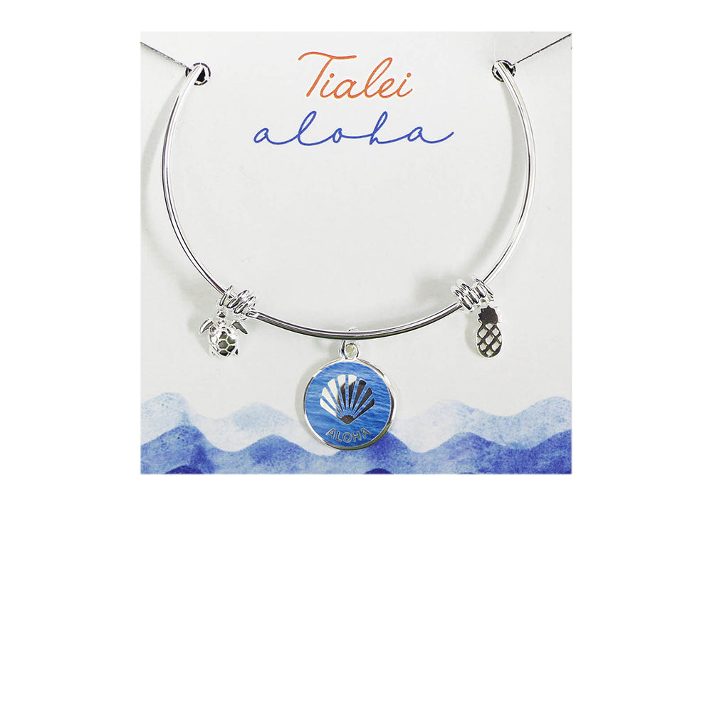 SEA ANIMAL BLUE BRACELET