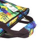 Jumbo Shopping Cooler Bag - SURF - MULTI / BLACK
