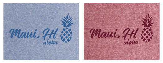 MAUI PINEAPPLE T-shirt