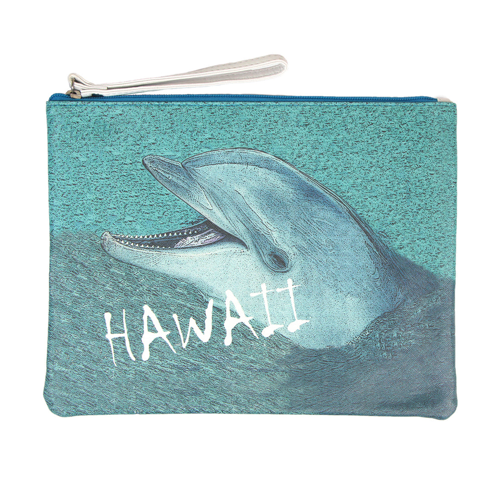 Pouch Bag Series: DOLPHIN HI