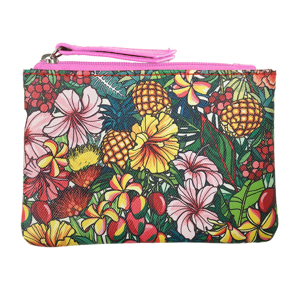 Pouch Bag Series: PARADISE JUNGLE