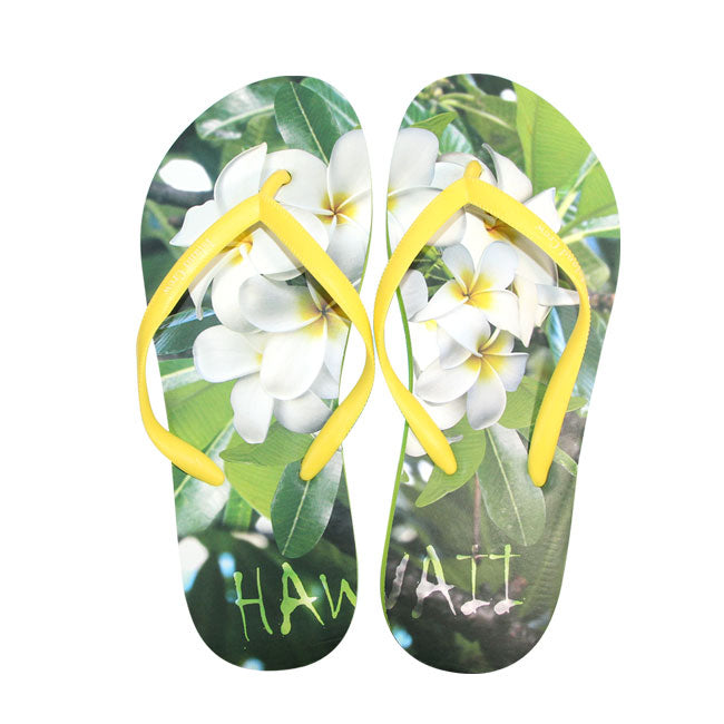 FLIP FLOP: PLUMERIA for Women