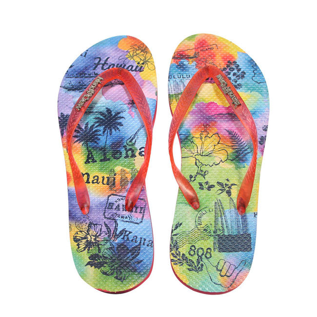 FLIP FLOP: POST CARD for Women