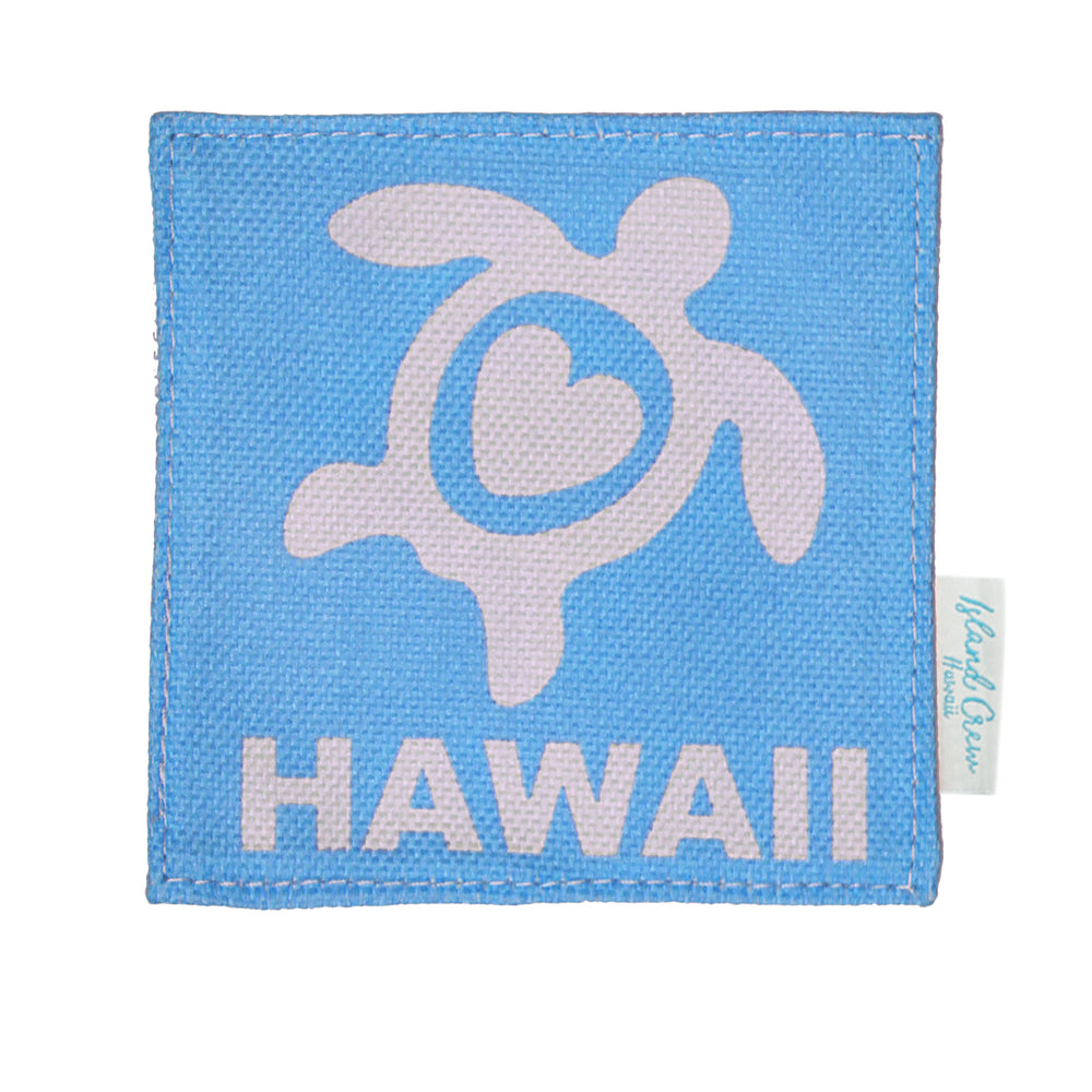 WOVEN COASTER: HONU HAWAII - 4 PCS SET