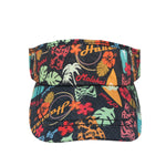 CVISOR SERIES: TIKI SURF - BLACK