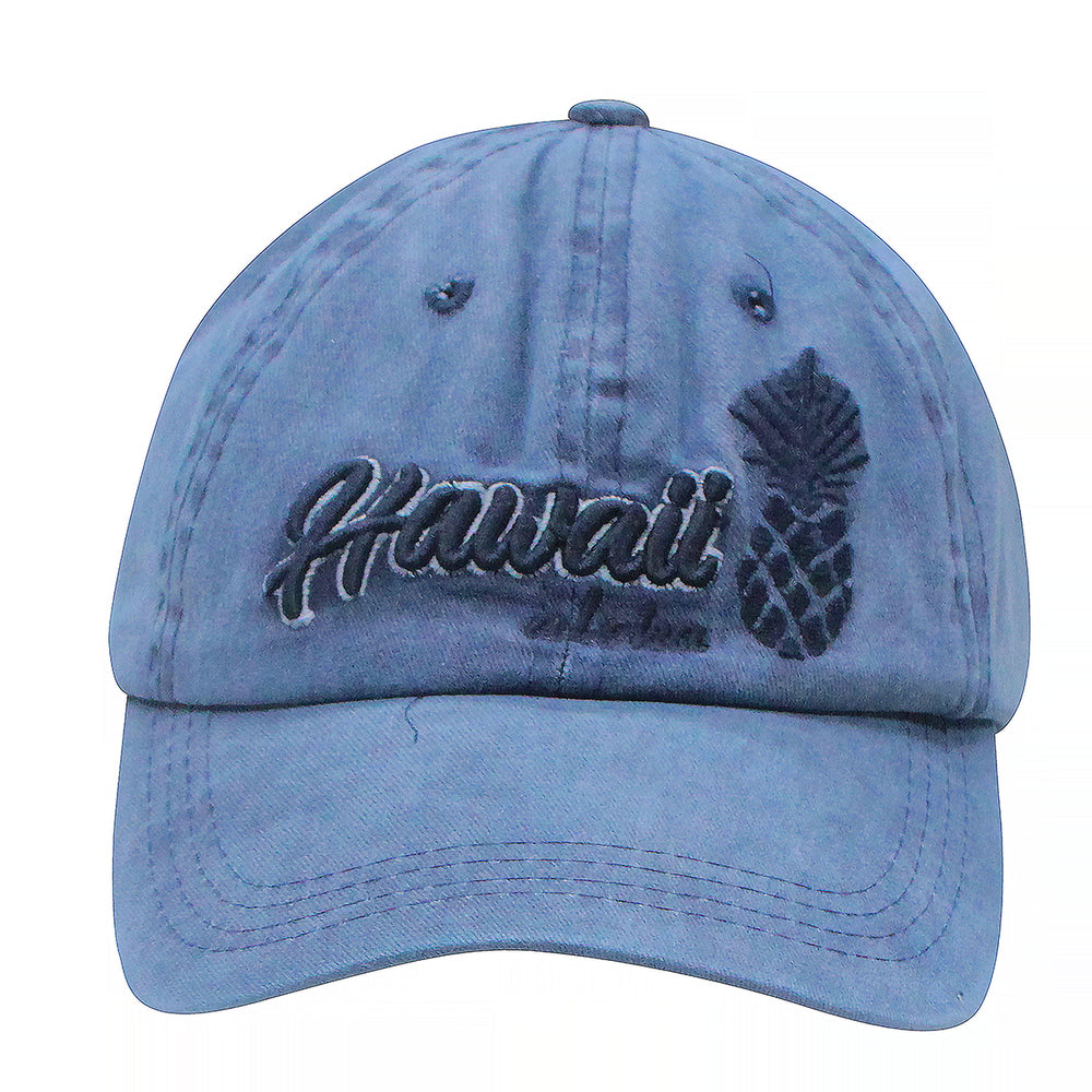 HAWAII CAP SERIES: PINEAPPLE HI
