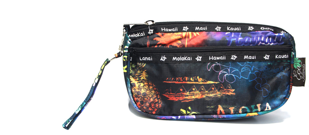 WRISTLET BAG - RAINBOW NIGHT - MULTI