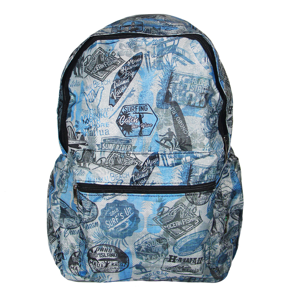 Hawaii Foldable Backpack SURF STATE