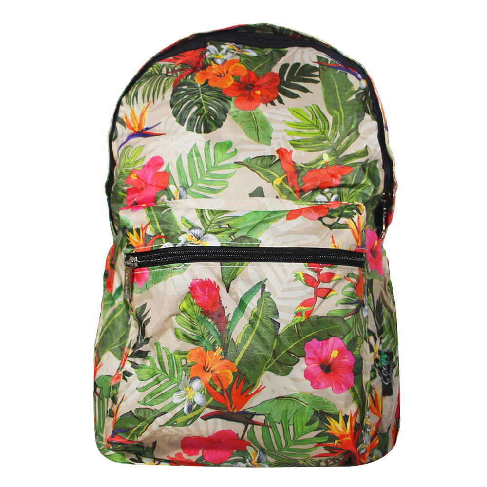Hawaii Foldable Backpack BANQUET