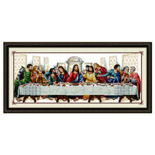 Load image into Gallery viewer, Last Supper Cross Stitch Set