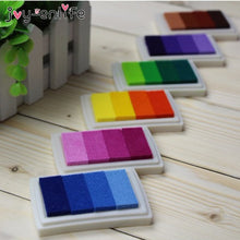 Load image into Gallery viewer, 1PCS 6style Inkpad Ink stamp pad