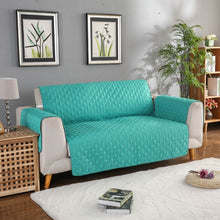 Load image into Gallery viewer, Sofa Couch Cover Throw Pet Protector Reversible Washable Slipcovers 1/2/3 Seat